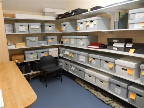 room archives sheriff hutton archive room