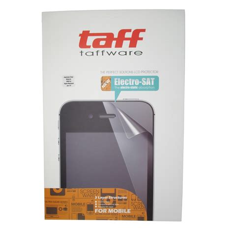Taffware Invisible Shiel 6fgu7e Clear Ultrathin Japan Material 5069 taffware invisible shield screen protector for apple