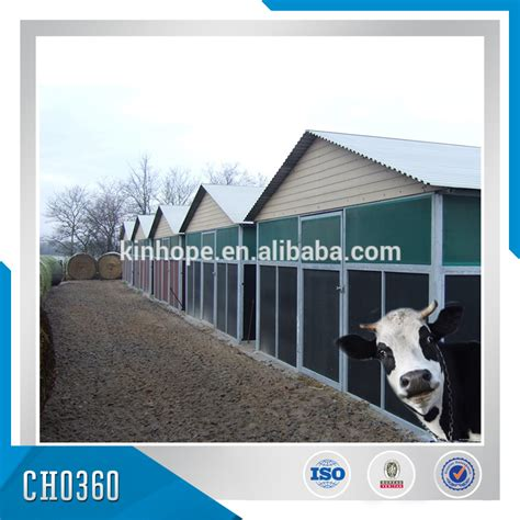 design milk shed dairy farm steel structure shed for milk cow for european