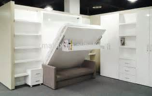 Murphy Bed With Sofa » Home Design 2017