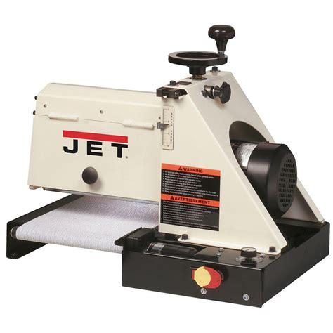 home depot bench sander jet 115 volt 10 20 plus 1 hp 10 in x 20 in mini