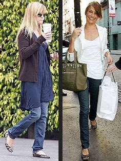 Get Leopard Print Flats Like Cameron And Reese leopard flats on leopard print flats nicky