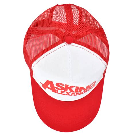 Trucker Alexandria Asking Alexandria 3 asking alexandria trucker hat band merchandise asking alexandria uk
