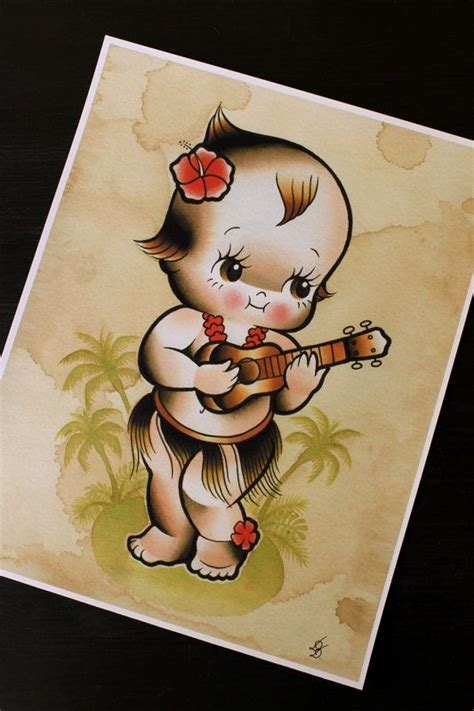 kewpie 7 spice 17 best images about ideas on hula