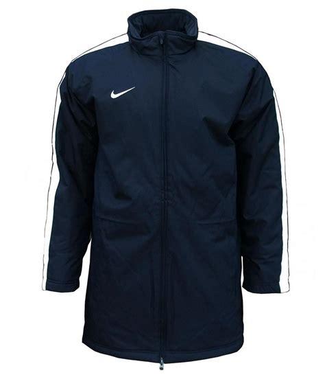 football bench coats new nike men s swoosh tick team long winter coat jacket