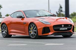 Jaguar F Types 2017 Jaguar F Type Svr Review Caradvice