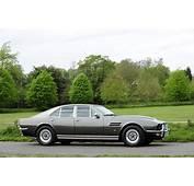 FAB WHEELS DIGEST FWD 1974 Aston Martin Lagonda V8
