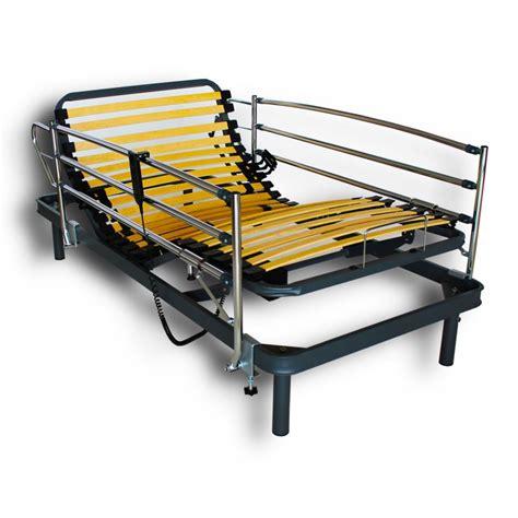 barandillas para camas articuladas barandillas abatibles para camas articuladas en acero cromado