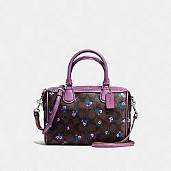 Tas Coach Original Coach Mini Ranch Floral Bright 1 coach handbags page 1 coach anyhandbag