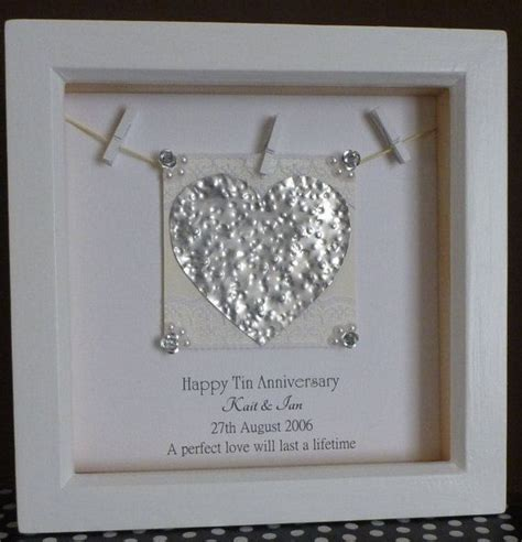 10 Year Wedding Anniversary Gift Ideas For - best 25 10th anniversary gifts ideas on 10