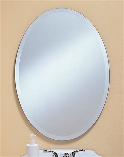 how to install a frameless bathroom mirror frameless mirrors l beveled edge bath mirror image of frameless bathroom mirror