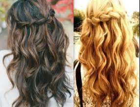 frisuren lange haare geflochten und offen die besten 17 ideen zu hochzeitsfrisuren offene haare auf formale haare