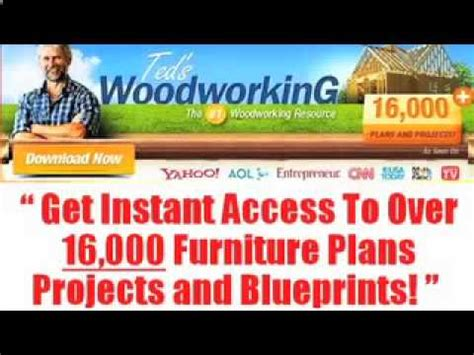 teds woodworking   woodworking plan