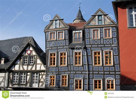 house in german old german house stock photo image 4431520