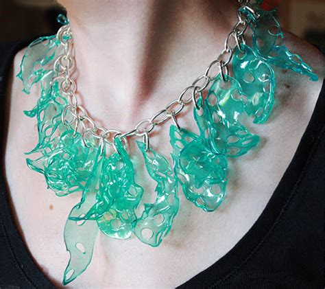 how to make plastic jewelry top 10 diy upcycled plastic jewelry top inspired