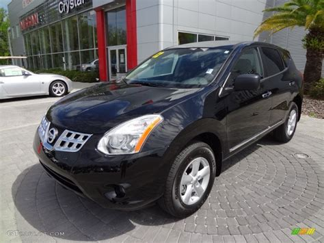 black nissan rogue 2012 2012 black nissan rogue s special edition 62243883