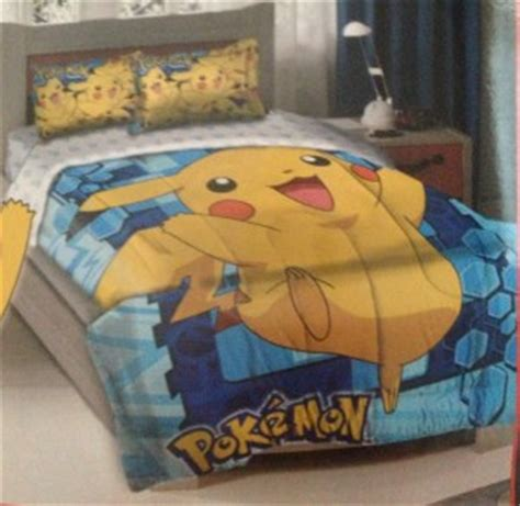 pokemon bed sheets pokemon bedding cool stuff to buy and collect