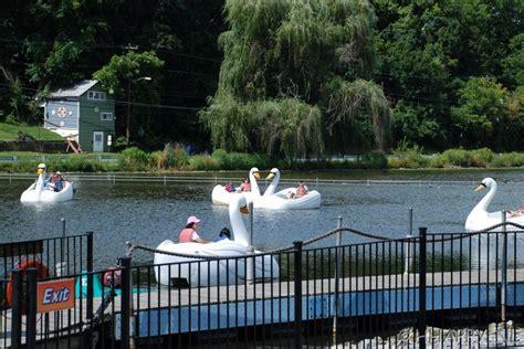 swan boats cedar point dorney park wildwater kingdom photos videos reviews