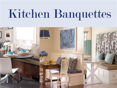 Banquettes In Kitchens by Banquette Seating For Your Kitchen