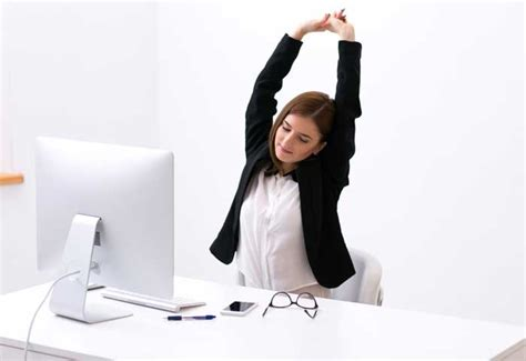 exercises you can do at your desk 19 exercises you can do at your desk beauty epic