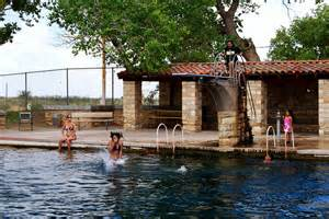 balmorhea state park best pool in the world west