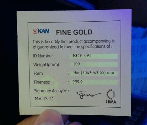 membuat watermark sertifikat tips mengecek keaslian logam mulia antam firman personal
