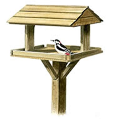 woodwork wooden bird table plans  plans