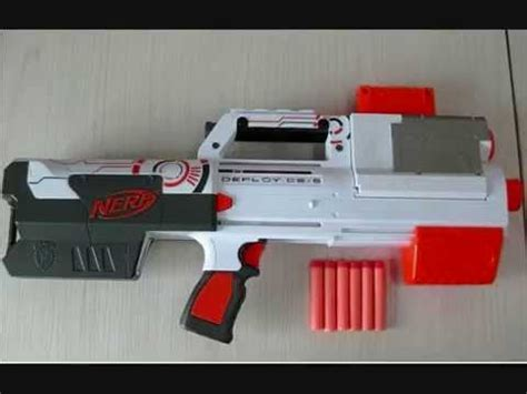 new nerf whiteout series deploy