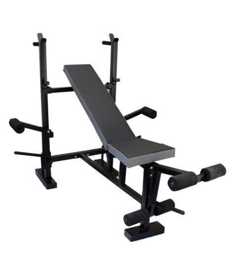 buy gym bench kakss all purpose 8 in 1 multi bench for home gym buy