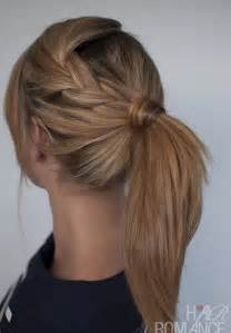 Easy Hairstyles 10 Ponytail Hairstyles For 2014 New Ponytails To Try