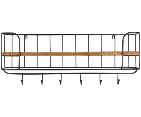 Etagere Groß Holz by Die Besten 25 Wandregal Metall Ideen Auf
