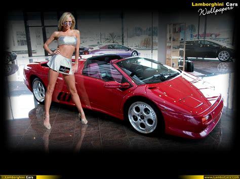 Lamborghini Diablo Technische Daten by Lamborghini Diablo Technische Daten Und Verbrauch