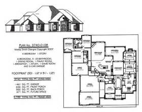 4 bedroom single story house plans houses with 3 car garage country home floor plans 2 story