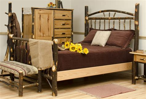 hickory bedroom furniture hickory bedroom furniture rustic wood bedroom furniture