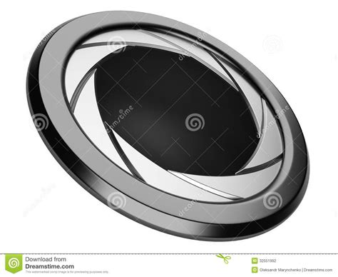 Lens Stop Only Stop Granmax Up aperture stock photography image 32551992