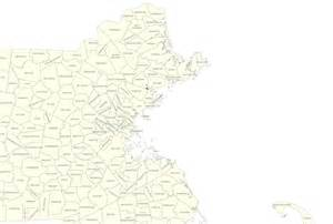 Massachusetts Cities And Towns Map by File Ma Cities Towns Ne Png