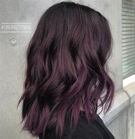 brown hair with violet lowlights best hair color for brown hair brown hairs best 25 burgundy hair highlights ideas on black hair burgundy highlights burgendy