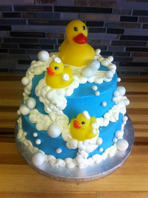 Baby Shower Duck Cakes by Baby Shower Cakes Baby Shower Cakes With Ducks