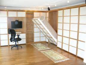 Murphy Bed And Combination Bedroom Murphy Bed Desk Combination With Hardwood