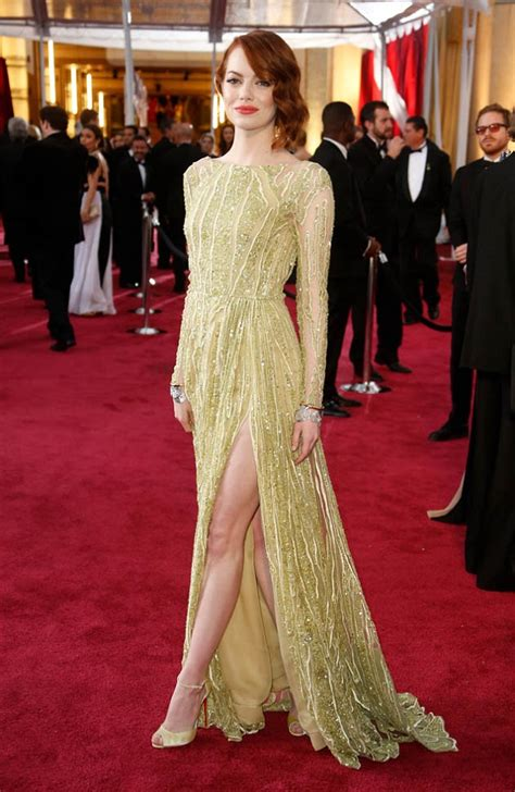 10 Great And At The Awards by Tuesday Trends Top 10 Academy Awards Dresses