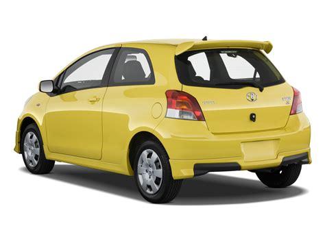 2009 Toyota Yaris Reviews 2009 Toyota Yaris Reviews And Rating Motor Trend