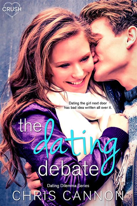 teaser tuesday the dating debate by chris cannon