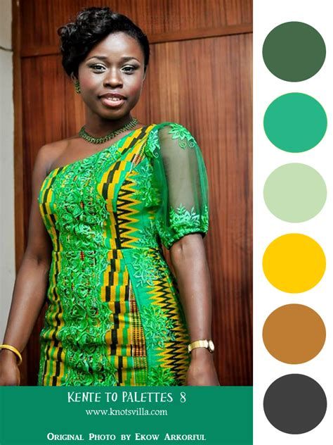 ghana kente styles kente to palettes ghana kente for the wedding ghana
