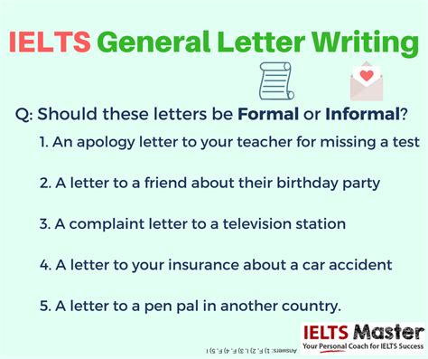 Apology Letter To Friend Miss Birthday Ielts General Writing Task 1 Four Questions To Help You Plan A Band 7 Letter