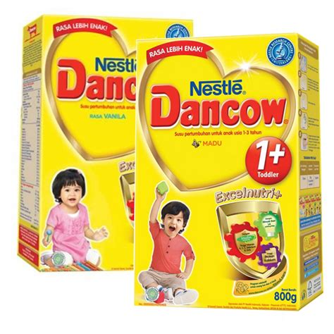 11 dancow advanced excelnutri 1 usia 1 3 tahun madu