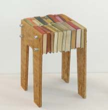new yorker book bench a mini book bench the new yorker