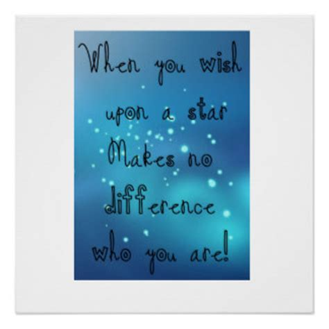 design your poster as you wish wish upon a posters zazzle