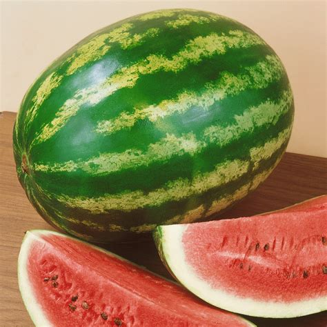 Melon Sweet crimson sweet watermelon seeds sweet watermelons
