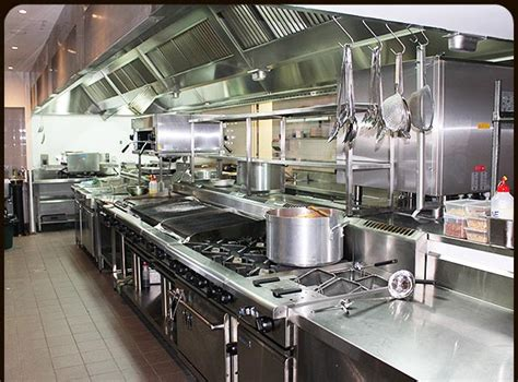 Commerical Kitchen Design stainless steel commercial kitchens catering equipment