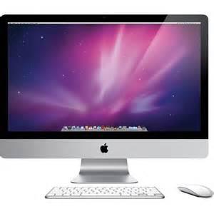 Computer Desktop Apple 27 Quot Imac Desktop Computer Mb953ll A B H Photo